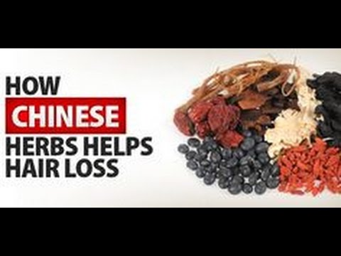 Best Hair Loss Prevention & Restoration using Chinese Herbs