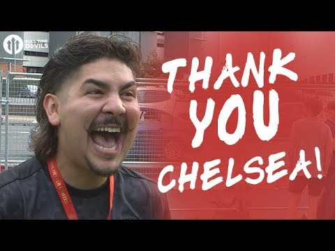 Castro & ChuBoi! | Thank You Chelsea! | Manchester United 4-0 West Ham | FANCAM