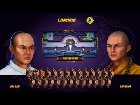 Shaolin vs Wutang WU SHU ARCADE (VERY HARD) |
