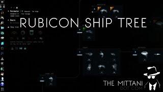 EVE: Rubicon Ship Tree