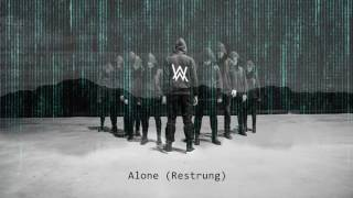 Скачать Alan Walker Alone Restrung