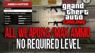 GTA 5: Secret Mini Gun Location(if you havent used cheats) - Watch the ...
