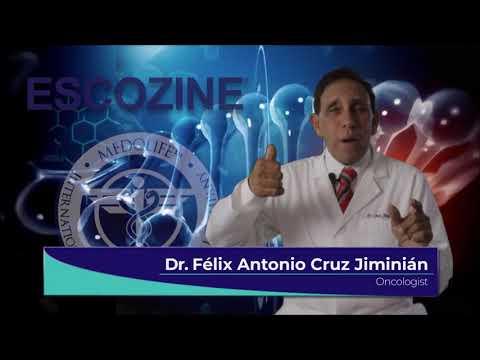 Доктор Химиньян об Эскозине при 4 стадии рака. Практика и результаты обследований