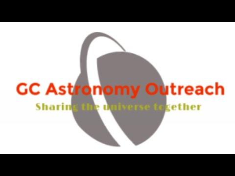 GC Astro Outreach Solar view courtesy of Slooh.com