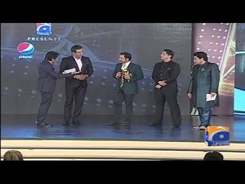 PCB Award Show|specially for WORLD XI |presented by Geo news|powered by Qmobile|