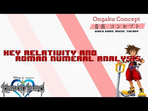 Key Relativity & Roman Numeral Analysis | Ongaku Concept: Video Game Music Theory