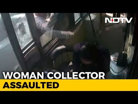 Woman toll collector assaulted at toll gate in Gurgaon after she asked driver to pay