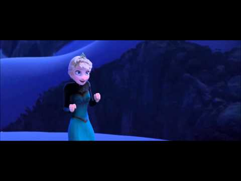 Let It Go Irish - Lig é Dul (with lyrics) sung by Maeve