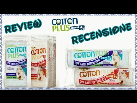 Cotton Plus  solution  2 in 1 Review