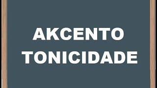LEMBRETE PRÁTICO SOBRE A TONICIDADE DAS PALAVRAS EM ESPERANTO