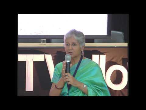 Reconnecting with nature: Vanitha Mohan at TEDxVITVellore