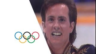 Brian Boitano Figure Skating Highlights - Calgary 1988 Winter Olympics