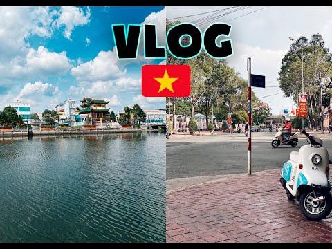 День во Вьетнамской деревне, деревенская рутина/Влог/Vietnam