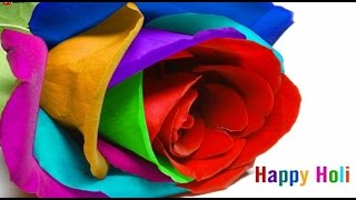 Happy Holi 2016 - sweet and beautiful Holi wishes, Greetings, images, Whatsapp Video download