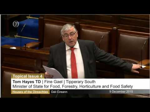 Martin Ferris topical issue  partnerships GLAS Dáil