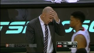 Repeat youtube video Jason Kidd's Reaction of Relief - Priceless