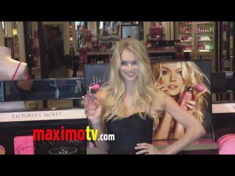 Victoria's Secret Launches GORGEOUS with Lindsay Ellingson