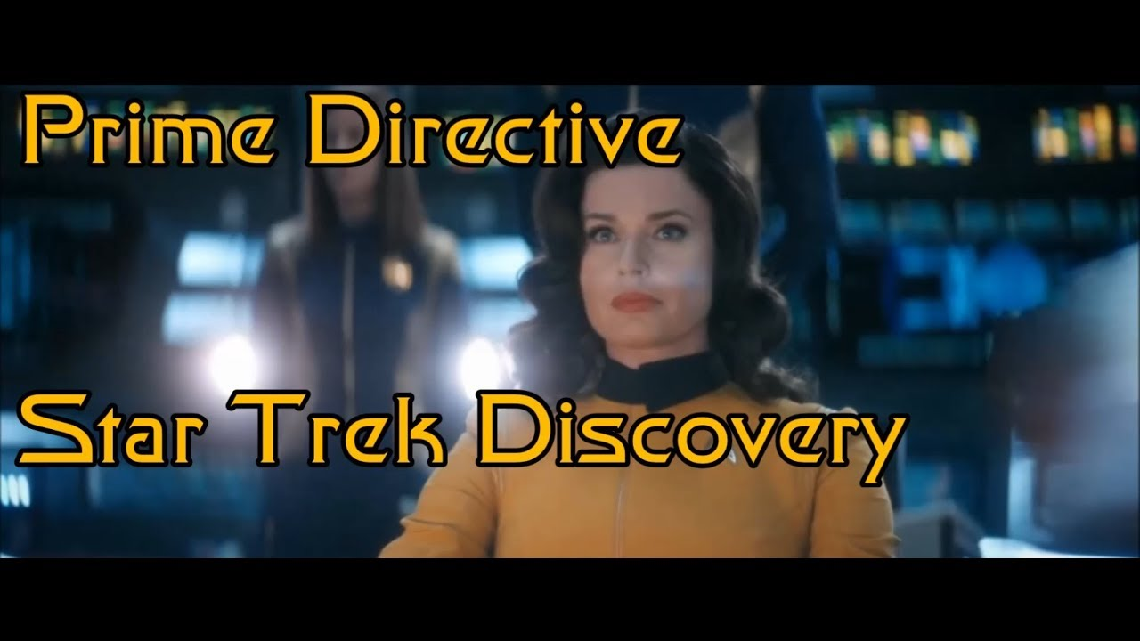 Star Trek Discovery S2 E13 Review (Spoilers) Prime Directive
