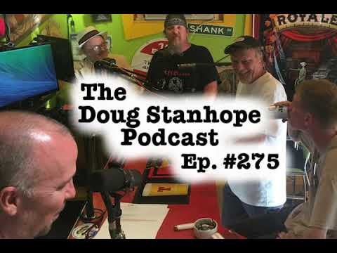 Doug Stanhope Podcast #275 - Stanhope & Gump Both Lose Their Shit in a Toilet