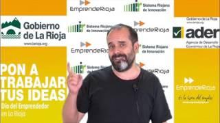 2016 11 17 Dia Emprendedor Entrevista David Fernández