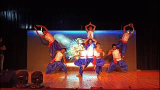 Ganesh Vandna from Krishna Academy of performing dance . Choreography by Krishna Rana