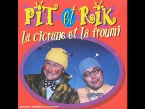 Pit et Rik  Robin qui boit