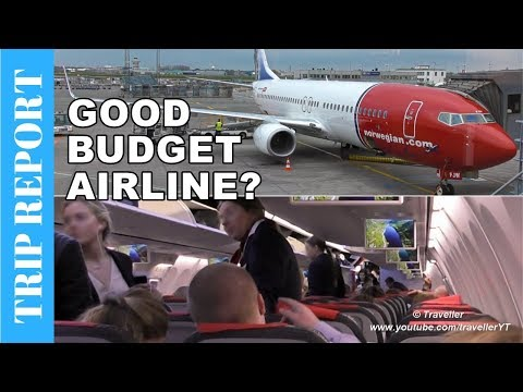 Norwegian, GOOD OR BAD? Good Low Cost Airline? Economy Class to Helsinki - Trip Report