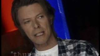 David Bowie Hours EPK Pt 1.(The Making Of Hours)