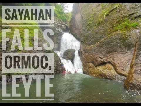 Travel Guide : Sayahan Falls