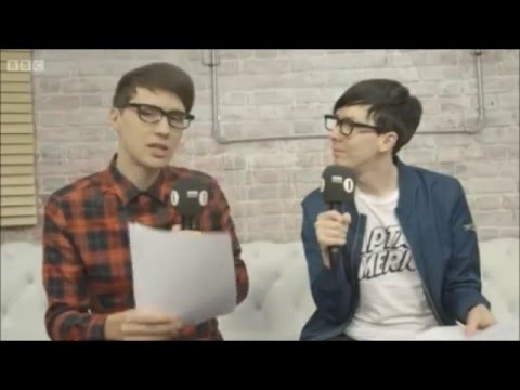 Dan and Phil Radio Show - March 7th, 2016