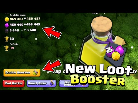 Download New Magic Item Double Loot Booster Update Concept