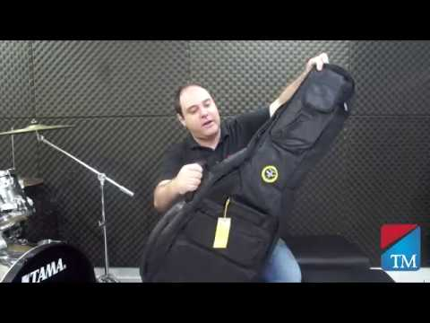 Bag Rockbag Para Violão Folk - Território da Música