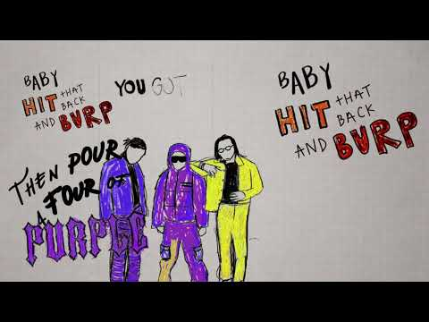 Internet Money – His & Hers Feat. Don Toliver, Lil Uzi Vert & Gunna (Official Lyric Video)