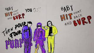 Internet Money - His & Hers Feat. Don Toliver, Lil Uzi Vert & Gunna (Official Lyric Video)