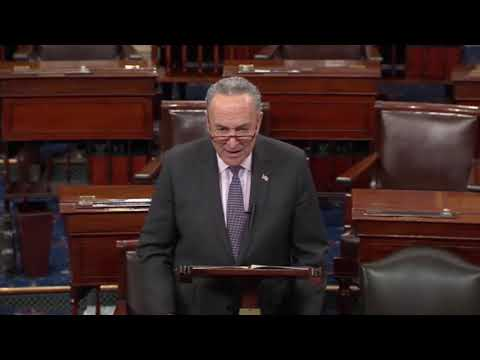 Chuck Schumer To President Trump: You Must Abandon The Wall 12/22/18