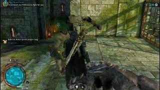 Shadow of War defense #2