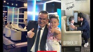 لقاء يحيى الزعبي مع طوني خليفة على قناة الجديد