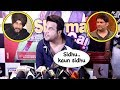 Krushna Abhishek's SH0KING reaction on Sidhu being removed from Kapil Sharma show