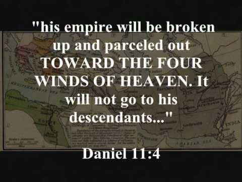 WHOLE EARTH BEAST (Rev. 13:1-10)-Understanding The Book of Daniel