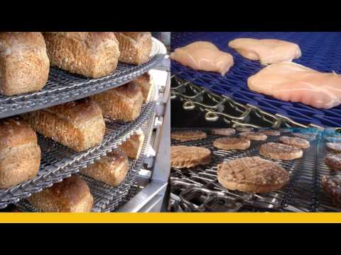 Wire Mesh Conveyor Belts   -  Product Overview