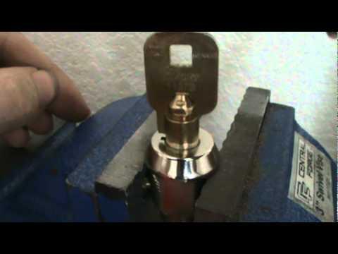 92. Bumping an ACE Tubular Lock