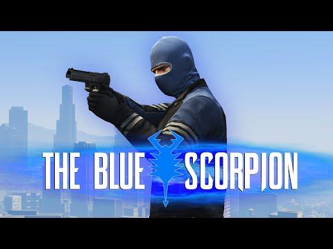 The Blue Scorpion (GTA 5 Movie Machinima)