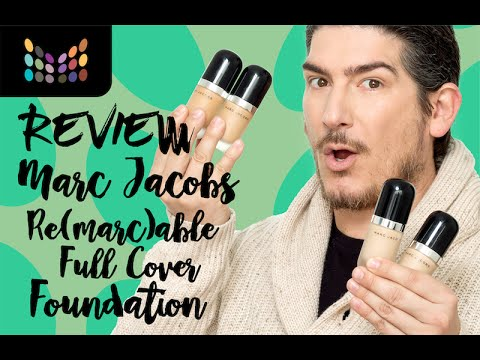 Marc Jacobs Foundation - Full Cobertura - Re(marc)able Foundation