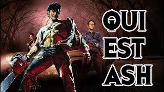 Le Bestiaire de l'Horreur #05 : Ash Williams (Evil Dead)