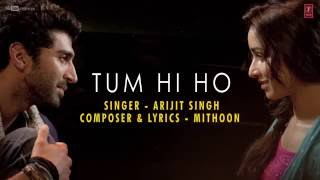 Tum Hi Ho Karaoke Original Video HD