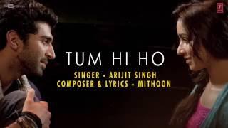 Tum Hi Ho  Karaoke Original Video HD