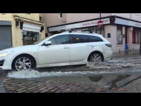 Dumfries and Galloway Floods - December 2015