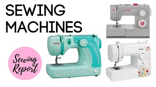 Live 🔴 10 Top Rated Budget Sewing Machines | #sewcheap | Sewing Report