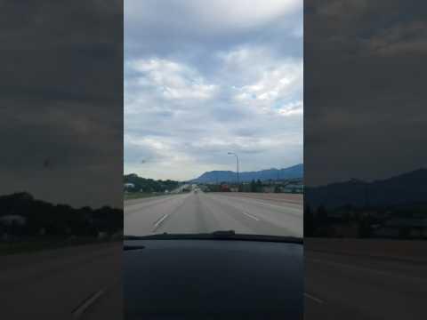Western United States Snapchat: Colorado to Arizona