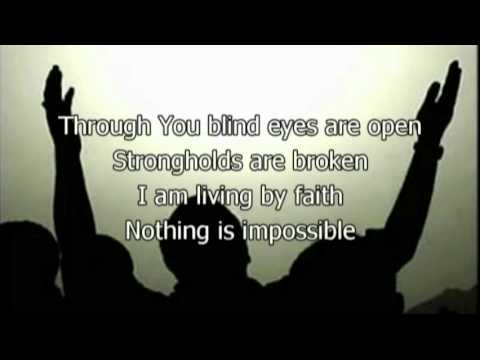 Nothing is Impossible  Planetshakers Worship with lyrics Feat Israel Houghton